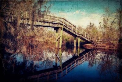 Kenta Canal Art Print