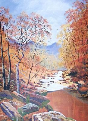 Kentucky Autumn Original