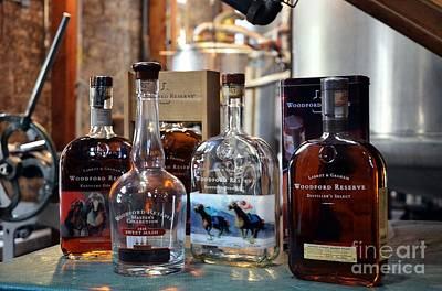 Photograph - Kentucky Bourbon by Mel Steinhauer
