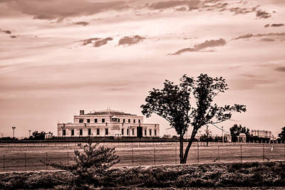 Photograph - Kentucky - United States Bullion Depository Fort Knox by Ron Pate