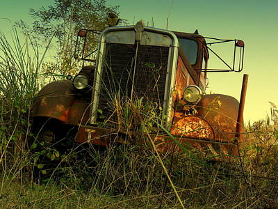 Photograph - Kenworth 2 by Salman Ravish