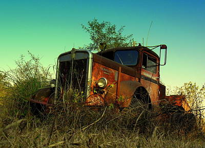 Photograph - Kenworth 3 by Salman Ravish