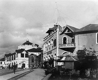 Mombasa Photograph - Kenya Mombasa, C1912 by Granger