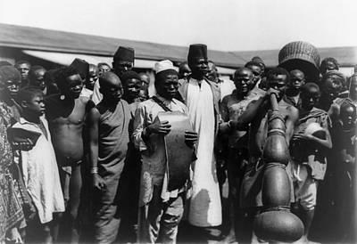 Mombasa Photograph - Kenya Musicians, C1907 by Granger