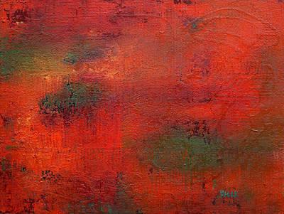 Painting - Kenya by Oscar Penalber