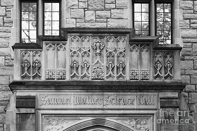 Photograph - Kenyon College Samuel Mather Hall by University Icons