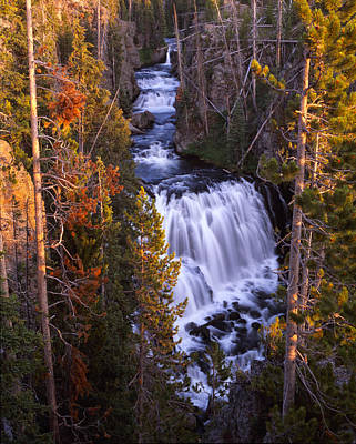 Waterfall Photograph - Kepler Cascades by Alan Kepler