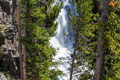 Photograph - Kepler Cascades by Fran Riley
