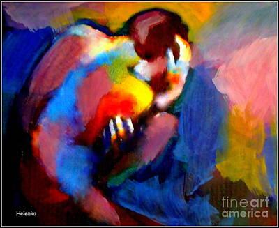 Kept Within Art Print by Helena Wierzbicki