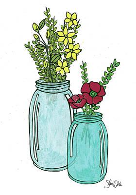 Kerr Jar V Art Print