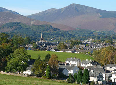 Photograph - Keswick - Early Autumn by Phil Banks