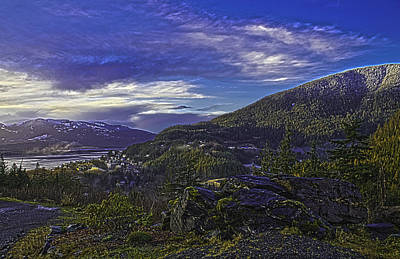 Ketchikan 4 Art Print by Timothy Latta