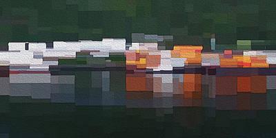 Digital Art - Ketchikan by David Hansen