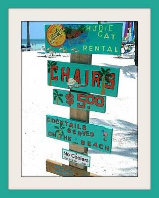 Photograph - Key West Beach by Bruce Kessler