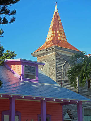 Photograph - Key West Fl 36 by Jeff Brunton