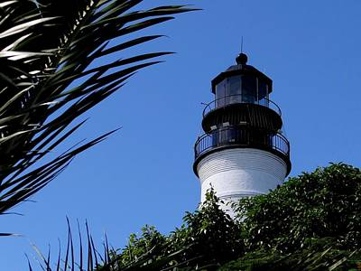 Photograph - Key West Lighthouse by Keith Stokes