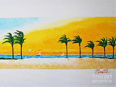 Painting - Key West  by Art Mantia