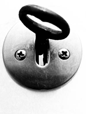Photograph - Keyhole by Henrik Petersen