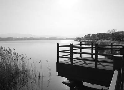 Photograph - Keyng-po Lake by Kume Bryant