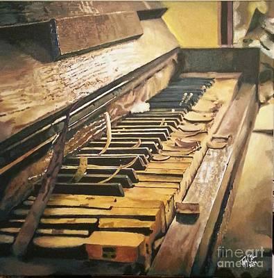 Keys Of Time Original by Tylor Adair