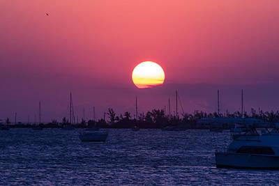 Photograph - Keys Sunset by Shannon Harrington