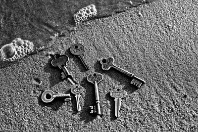 Photograph - Keys To The Kingdom by Shelly Stallings
