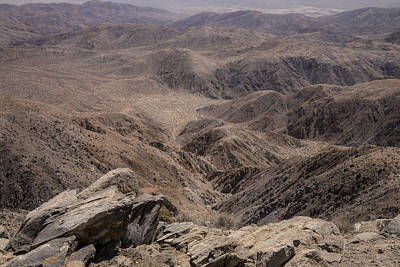 Photograph - Keys View 1 by Lee Kirchhevel