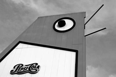 Photograph - Kfc's Big Chicken I by Daniel Woodrum