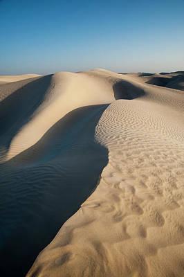 Khaluf Desert, Oman Art Print