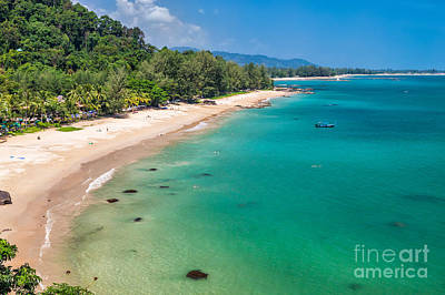 Hotel Digital Art - Khao Lak Beach by Adrian Evans