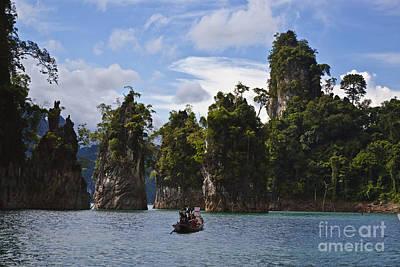 Photograph - Khao Sok Np Thailand by Craig Lovell