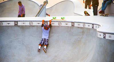 Kid Hanging Original