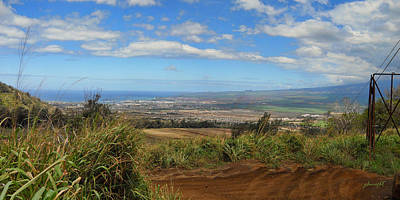 Photograph - Kihei And Maalaea by Paulette B Wright