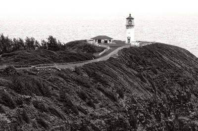 Photograph - Kilauea Lighthouse by Photography  By Sai