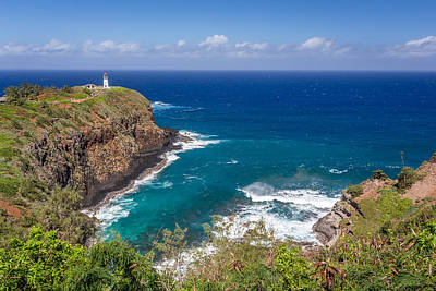 Photograph - Kilauea Lighthouse by Pierre Leclerc Photography