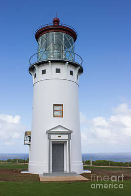 Photograph - Kilauea Lighthouse by Suzanne Luft