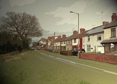 Kilburn Lane In Openwoodgate,  Kilburn Lane Art Print by Litz Collection