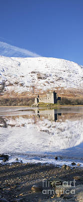 Photograph - Kilchurn Castle Loch Awe Scotland by Tim Gainey