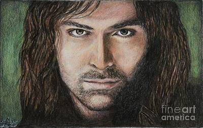 Kili The Dwarf Art Print