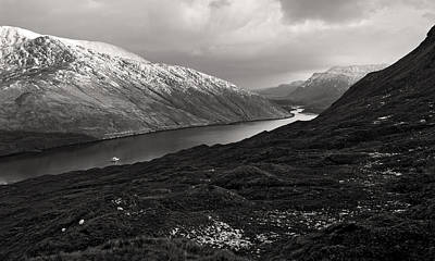Killary Fjord Ireland Art Print by Pierre Leclerc Photography
