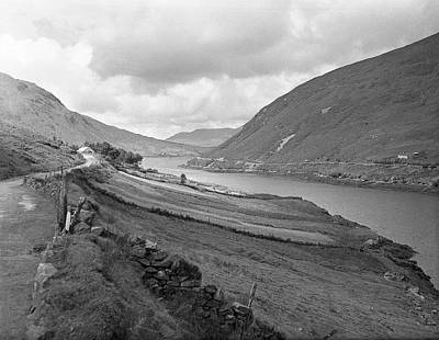 Killary Harbour Ireland 1957 Art Print by Irish Photo Archive