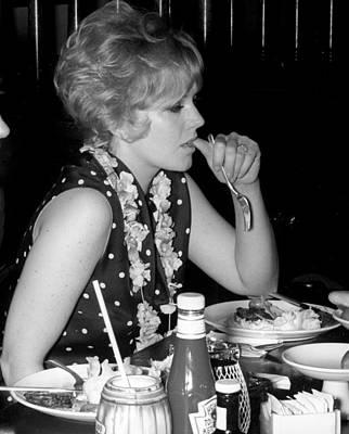 Photograph - Kim Novak 1966 by Glenn McCurdy