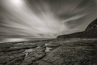 Photograph - Kimmeridge by Andy Bitterer