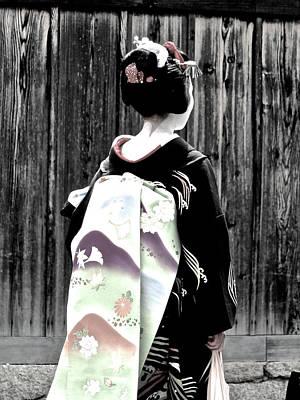 Photograph - Kimono Lifestyle - 2 by Larry Knipfing