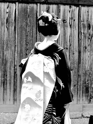 Photograph - Kimono Lifestyle - 6 by Larry Knipfing