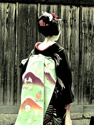 Photograph - Kimono Lifestyle - 8 by Larry Knipfing