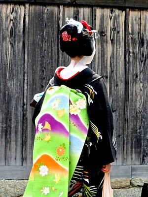 Photograph - Kimono Lifestyle - 12 by Larry Knipfing