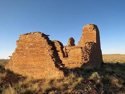 Chaco Culture Nhp Photograph - Kin Klizhin by Feva  Fotos