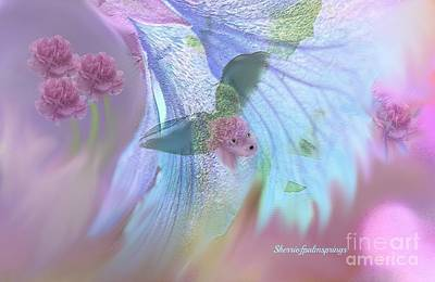 Adorable Digital Art - Kind Of Cute And Kind Of Sweet by Sherri's Of Palm Springs