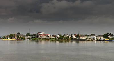 Photograph - Kinderdijk Waterscape by John Johnson